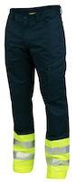 6523 Service trousers EN ISO 20471 CLASS 1
