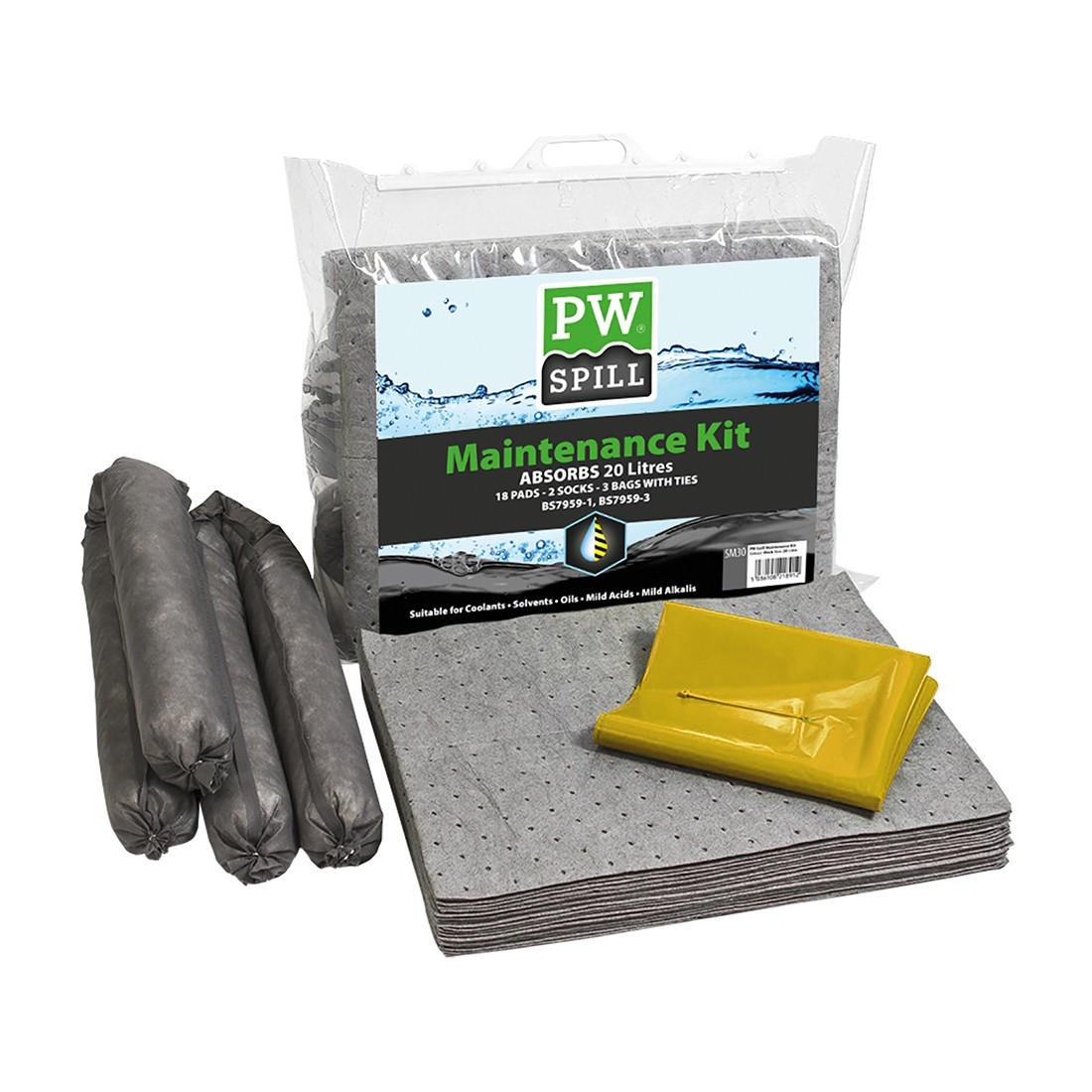 20 liter Maintenance Kit