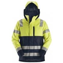 ProtecWork, Waterproof Shell Jack, High-Vis Klasse 2