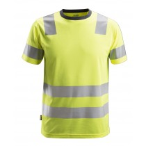 AllroundWork, High-Vis T-Shirt Klasse 2
