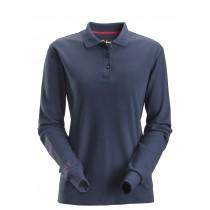 ProtecWork, Dames Poloshirt met lange mouw