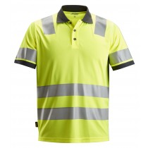 AllroundWork, High-Vis Polo Shirt Klasse 2