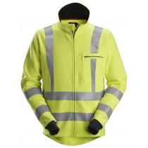 ProtecWork, Sweatshirt met rits, High-Vis Klasse 3