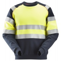 ProtecWork, Sweatshirt, High-Vis Klasse 1