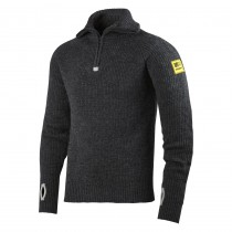 ½-Zip Wollen Sweater