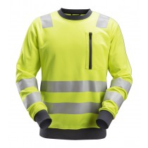 AllroundWork, High-Vis Sweatshirt KL2/KL3
