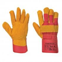 Fleece Gevoerde Rigger Handschoen