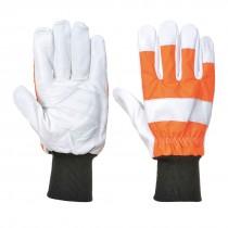 Oak Kettingzaag Beschermende Handschoen (Klasse 0)