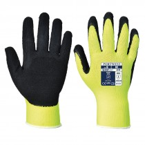 Hi-Vis Grip Handschoen - Latex