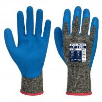 Snijbestendige Aramide/Latex handschoen