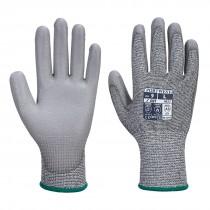 Snijbestendige handschoenen met PU handpalm