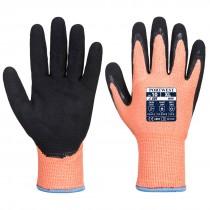 Vis-Tex winter HR snijbestendige Nitril handschoenen