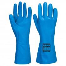 Goedgekeurde nitrile handschoen