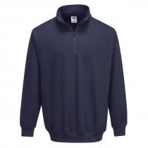 Sorrento Sweatshirt met rits