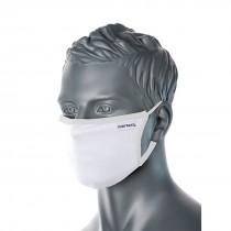 3-Laags Anti Microbieel Stoffen Gezichtsmasker (25 stuks)