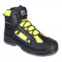 Portwest Compositelite Retroglo Hi-Vis Boot S3 WR ESD