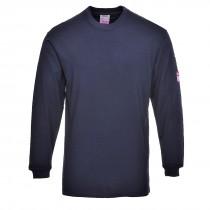 Vlamvertragend Anti-Statisch Lange Mouw T-Shirt