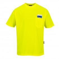 Day-vis T-shirt korte mouw